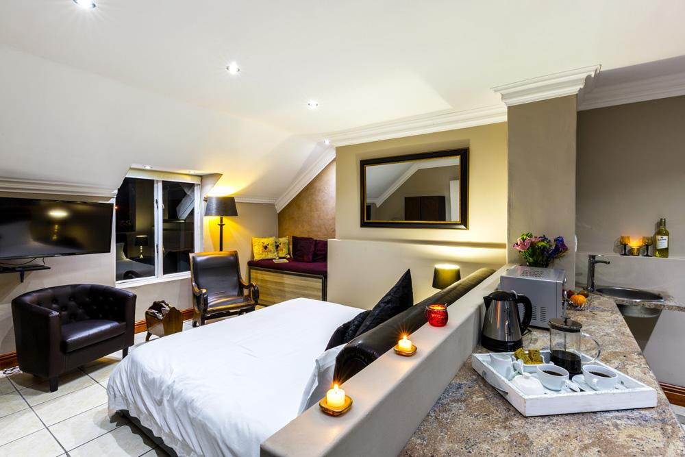 Holiday Guest House Langebaan Luxury Room 1
