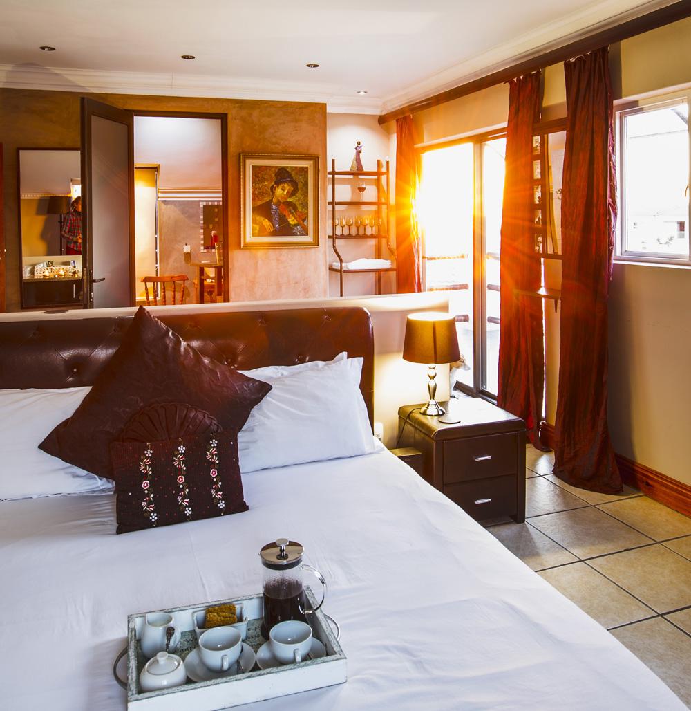 Holiday Guest House Langebaan Luxury Room 7