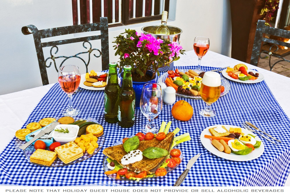 Holiday Guest House Self Cater